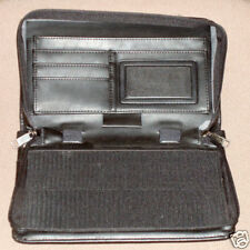 Tablet Carrying case 7 POCKETS LEATHER Samsung Galaxy Tab 4 iPad Mini Lenovo