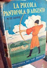 1940 BIBLIOTECA DEI MIEI RAGAZZI SALANI DI FIRENZE