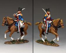 KING & COUNTRY THE AGE OF NAPOLEON NA431 KGL DRAGOON MOVING FORWARD MIB