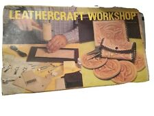 Vintage Tandy LeatherCraft Workshop New old Stock No. 5502 Opened but New