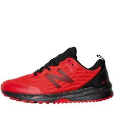 New Balance Mens Nitrel V3 Trail Running Shoes Red/Black SIZE 6.5