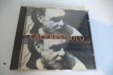 JUAN CARLOS CACERES (MALON) CD SOLO.