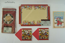 Mary Engelbreit Lot ~ Lunch Bags ~ Placemats ~ Greeting Cards
