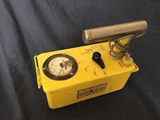 Vintage CDV-700 Model 5 Geiger Counter Radiation Detector Meter Civil Defense