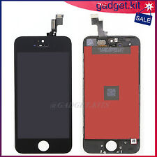 Black LCD Display+Touch Screen Digitizer Assembly Replacement for iPhone 5S A+++