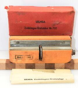 Vintage Ulmia No. 732 Card Scraper Burnisher IOB (INV L129)