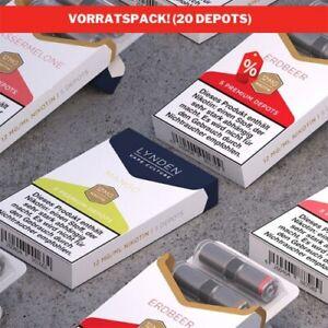 LYNDEN Depots  ✅ Vorratspack  ✅ (4 er Pack / 20 Depots) ✅direkt vom Hersteller