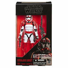 "Star Wars Battlefront Black Series 6"" Imperial Shock Trooper Exclusivo"