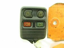 99-02 COUGAR KEY FOB REMOTE CONTROL KEYLESS DOOR ENTRY ALARM 3B2L3T-15K601-AB OE
