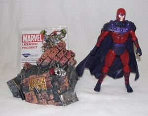 2014 Marvel Select Magneto Action Figure 7 Inch X-Men Loose Complete New Loose*