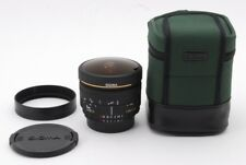 [Top Mint] SIGMA 8mm F4 D EX Fisheye 180° For Nikon Lens From Japan