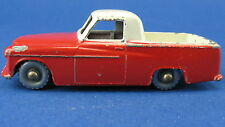 Matchbox no 50-Commer pick-up-red-white - silver Wheels-rojo-blanco-Lesney