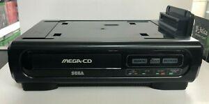 SEGA MEGA CD 1 GAMES CONSOLE SEGA MEGA DRIVE ATTACHMENT FULLY TESTED