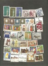102 used  stamps,any year issue