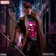 1/12 Scale Mezco Marvel Mutant Gambit Collectible Action Figure