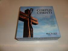 CD  Corpus Christie,Box mit 10 CD