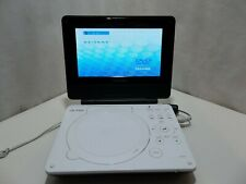 Toshiba SDP74SWN Portable DVD player w/ ac power adapter remote cables car WORKS