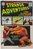 Strange Adventures #180 Silver Age DC Comics 1st Appearance Animal Man F-