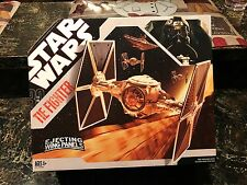 Star Wars TIE Fighter 30th Anniversary TAC 77-07 Ejecting Wing Panels MIMB AFAIT