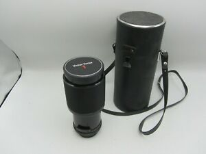 Vivitar 70-210mm f3.5 Macro Zoom Nikon AI Mount Lens For SLR/Mirrorless Cameras