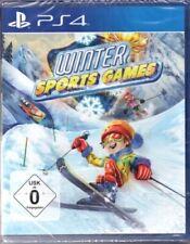 Winter Sports Games - PlayStation PS4 - deutsch - Neu / OVP