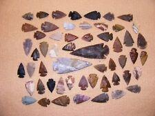 50+ Arrowhead collection Part of Huge Texas Estate stone flint NNAC 4-1500
