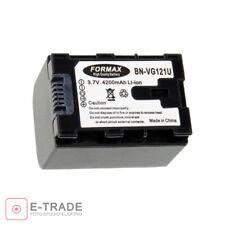 battery 4200mAh // for JVC BN-VG121 BNVG121AC BNVG121E BNVG121U BNVG114E