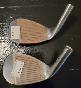Carbite Set of 2 Wedge Heads: 5614 S Wedge & 6006 Lob Wedge NEW!