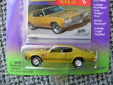 1970 BUICK GS  #6           1999 JOHNNY LIGHTNING CLASSIC GOLD COLLECTION  1:64