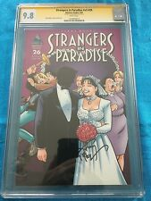 Strangers in Paradise v3 #26 - Abstract - CGC SS 9.8 - Signed by Terry Moore