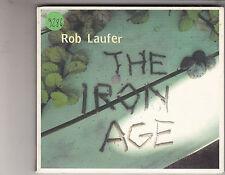 ROB LAUFER - the iron age CD