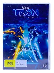 Tron - Legacy: Jeff Bridges (DVD, 2011) PAL Region 4 FREE POST