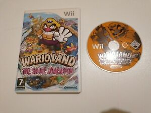 Jeu rare Nintendo WII Wario Land The Shake Dimension Sans Notice FR