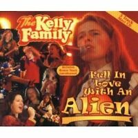 Kelly Family Fell in love with an alien (1997) [Maxi-CD]