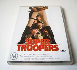 SUPER TROOPERS - DVD