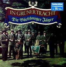 Die Bückeburger Jäger - In Grüner Tracht GER 2LP 1972 FOC (VG+/VG+) '