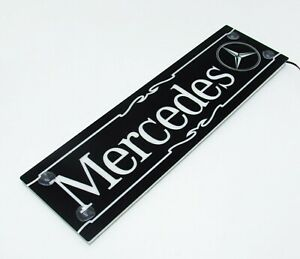 MERCEDES  LED BOX BOARD TRUCK 12/24V TRUCK ACCESORIES WINDSHIELD