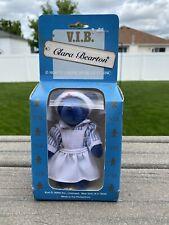 Clara Bearton Dress VIB Doll, Original Packaging, Very Important Bears