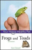 Frogs and Toads, Hardcover by Grenard, Steve, Brand New, Free P&P in the UK