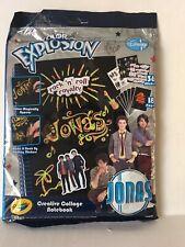 Crayola Color Explosion Disney Jonas Brothers Stickers – Brand New 2009