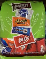 Hersheys All Time Greats Chocolate Candy Variety Pack 2lb Bag FREE SHIPPING