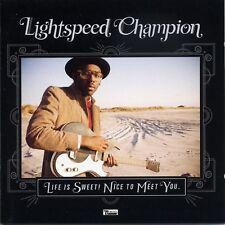 Lightspeed Champion-Life Is Sweet! Nice to Meet You DOUBLE CD