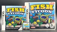 Spiel: FISH TYCOON für Nintendo DS + Lite + Dsi + XL + 3DS 2DS