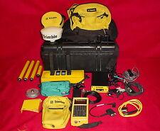 Symbol Trimble TDC1 GPS Portable Data Collection Logging System Kit &Accessories