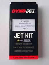 Dynojet Kit Stage 1 pour Honda VT 600 C SHADOW 94 - 97 articles de course