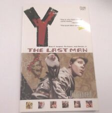 Y THE LAST MAN #1 TPB SC Book DC Comics **FREE OFFER!