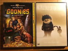I GOONIES - NEL PAESE DELLE CREATURE SELVAGGE DVD