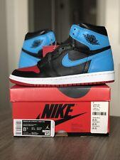 New DS Nike Air Jordan Retro 1 High OG UNC to Chicago Womens sz 8.5 CD0461-046