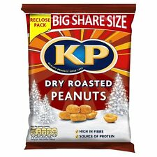 KP DRY ROASTED NUTS 415g
