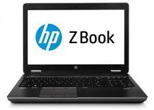 HP ZBook 15 Core i7  2.40 GHz Win 7 15,6zoll Nvidia Quattro K1100M 8GB  500GB